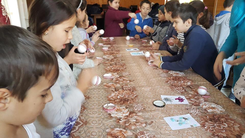 Atelierul de globulete ateliere scolare