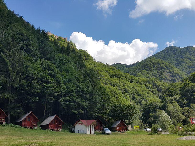 Camping dracula cazare Transfagarasan